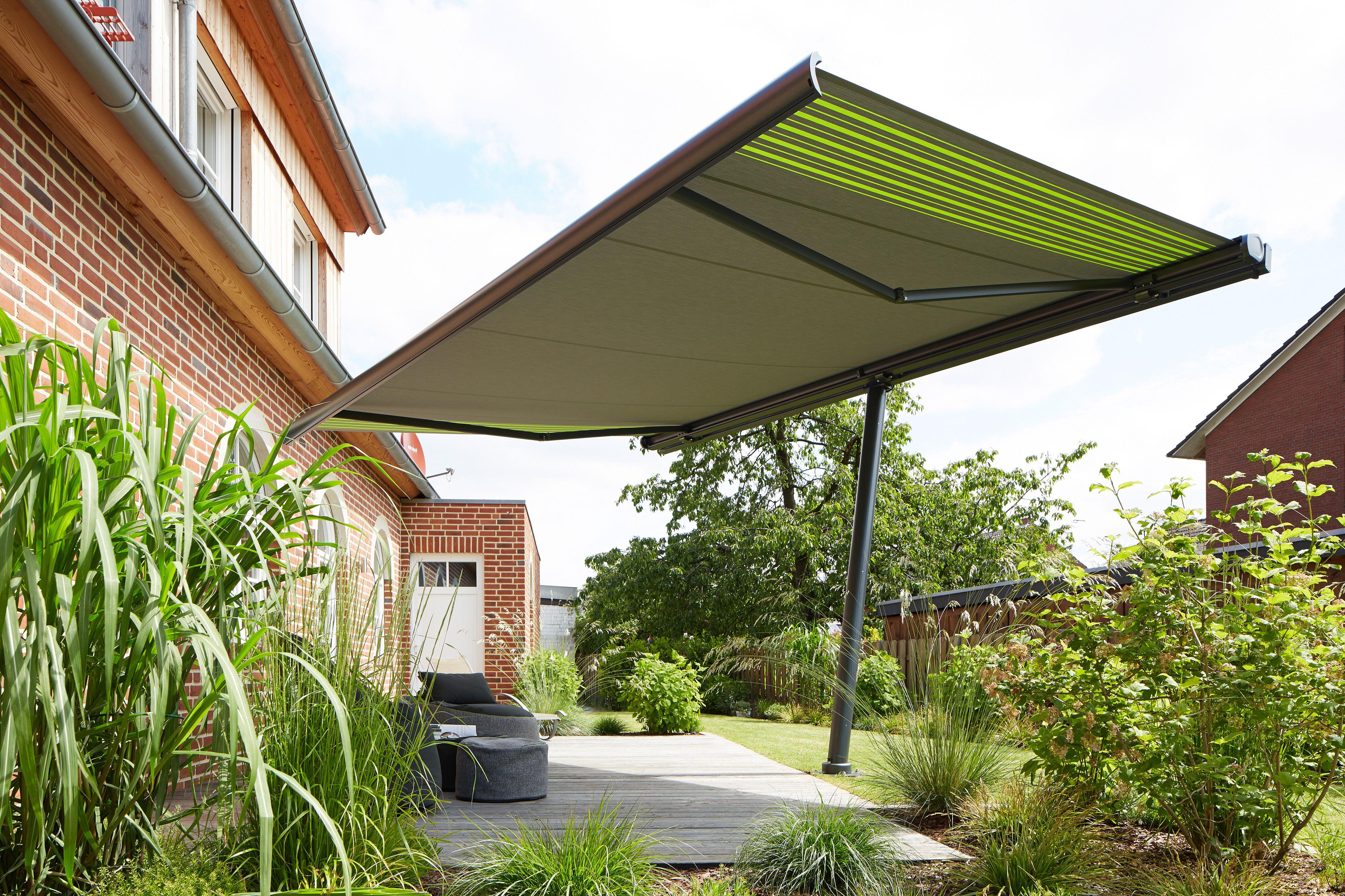 sonnendach terrasse sonnensegel shangrila geschlossen. Black Bedroom Furniture Sets. Home Design Ideas