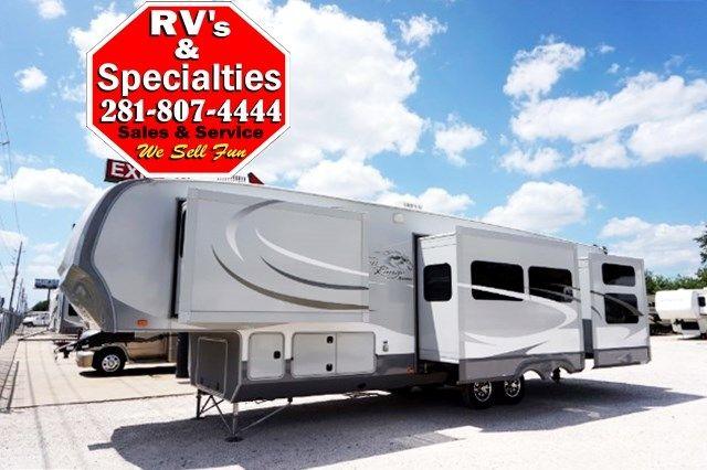 Used Rv Houston >> Used 2013 Open Range Rv Roamer 367bhs For Sale In Houston Tx