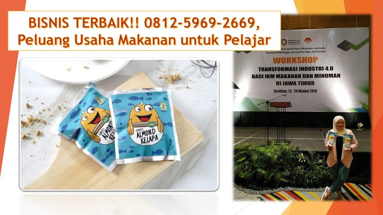 Bisnis Terbaik 0812 5969 2669 Peluang Usaha Makanan Untuk