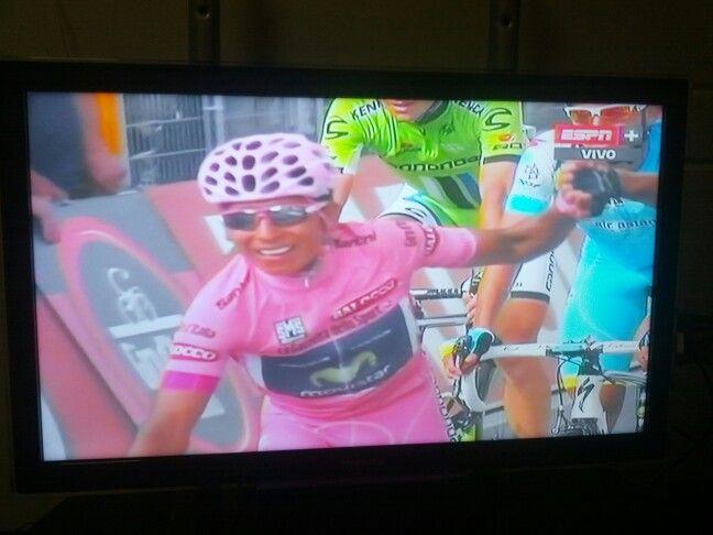 Giro 2014 Nairo