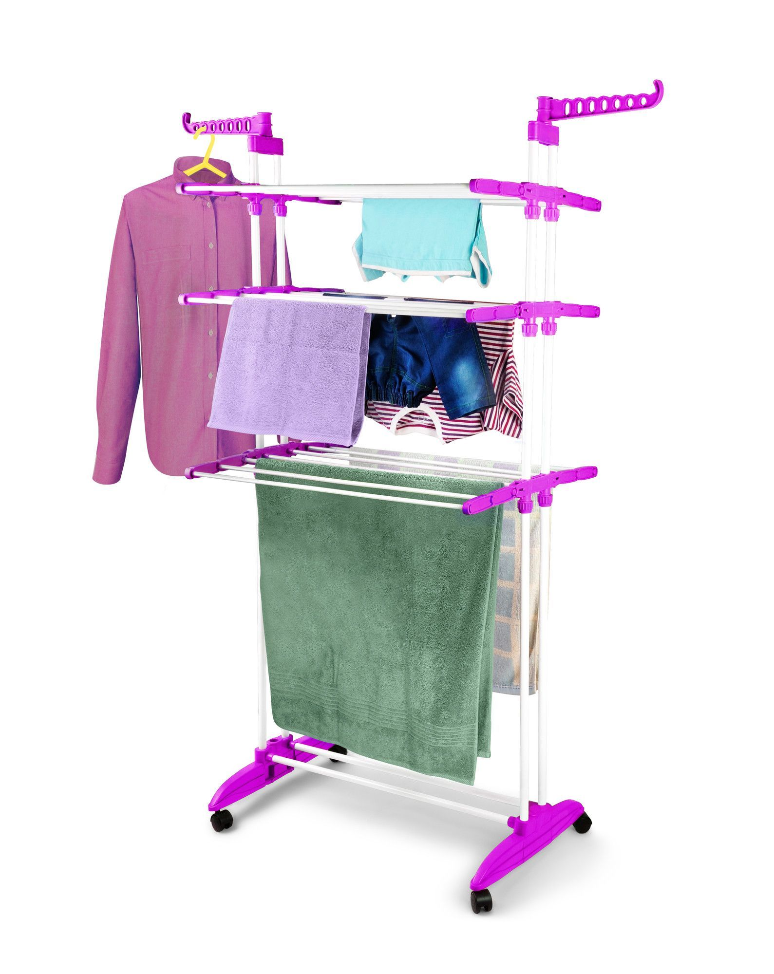 Maximo Multi Function Clothes Dryer Stand Ideyi