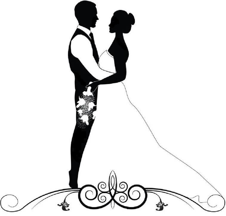 Pin by anna szumaska on okolicznociowe pinterest silhouettes silhouette art wedding silhouette wedding cards wedding ideas patterns oder searching stencil grooms junglespirit Choice Image