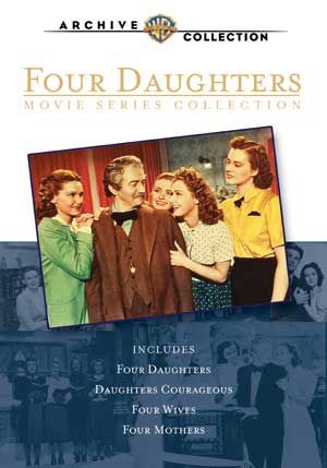 Watch Four Daughters Full-Movie Streaming