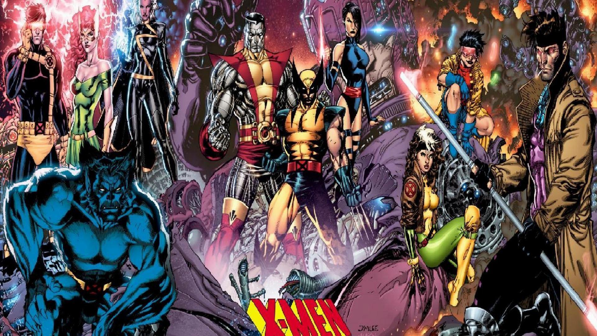 X Men Apocalypse Wallpapers 1920 1080 X Men Wallpapers 52 Wallpapers Adorable Wallpapers Jim Lee Art X Men Comics
