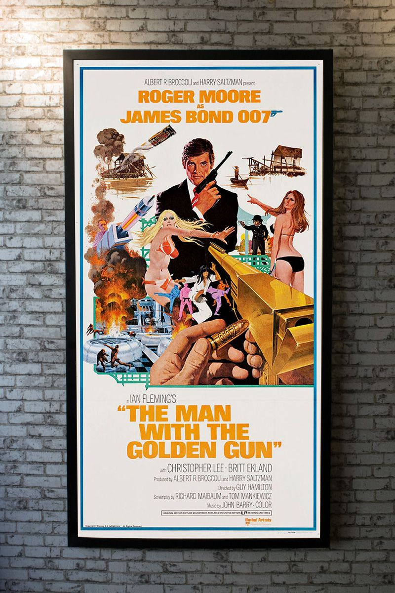 Man with the Golden Gun, The (1974)