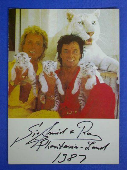 Sind Siegfried Und Roy Ein Paar