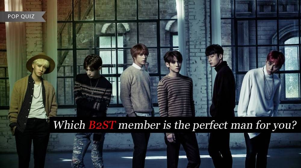 Which B2ST member is the perfect man for you? | http://www.allkpop.com/article/2014/11/which-b2st-member-is-the-perfect-man-for-you