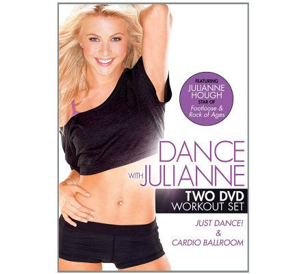Dance with Julianne - 2 Disc Workout Set
