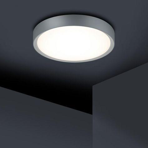 Trio Clarimo LED Deckenleuchte Beleuchtung Pinterest - led deckenlampen für badezimmer