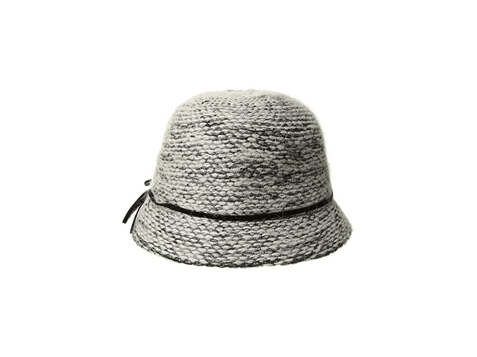 White Cloche Hat Ready to Ship