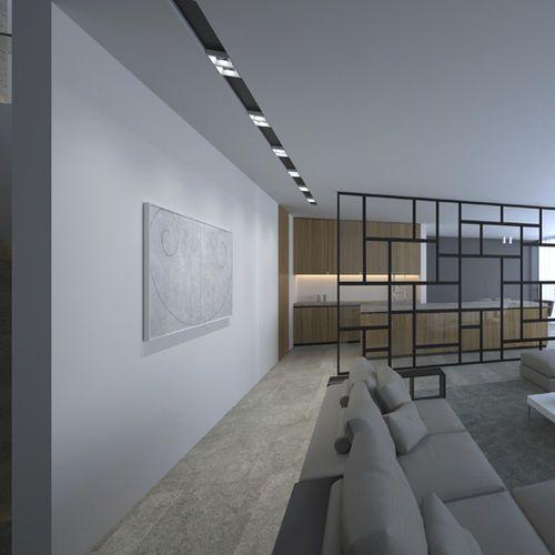 built-in lighting profile - KREON | Interior design | Pinterest ...