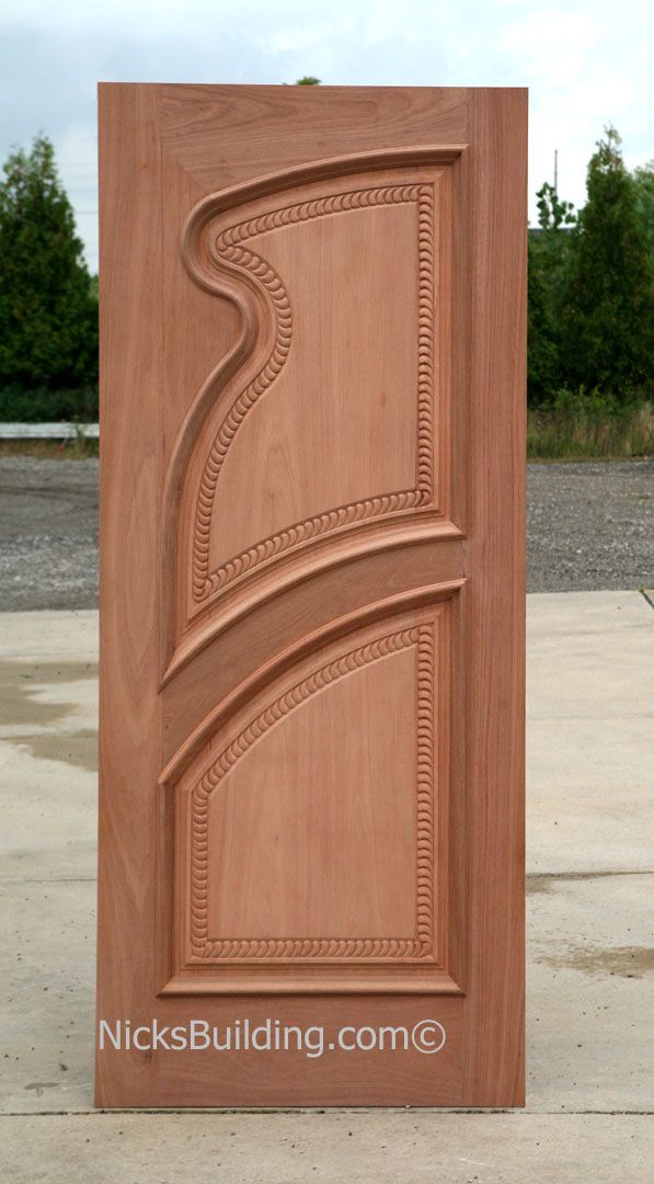 Exterior Carved Wood Door | A - Door - Able | Pinterest | Doors