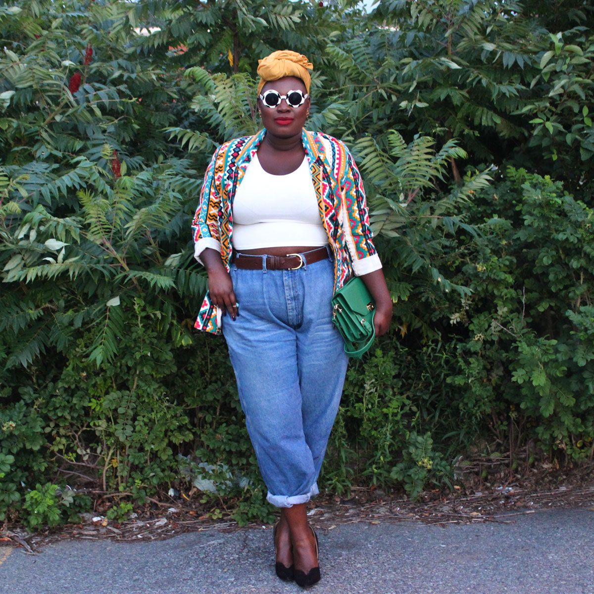 Style Panel Tuesday A Lesson In 80s 90s Crossover Fashion Plus Size Fashion Curvy Girl Outfits