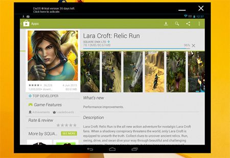 run android apps on windows online