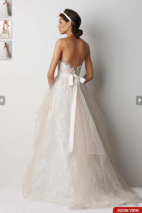 Lovebird Productions: Wedding Videography + Lovely Blog: Wedding Dress Wednesday