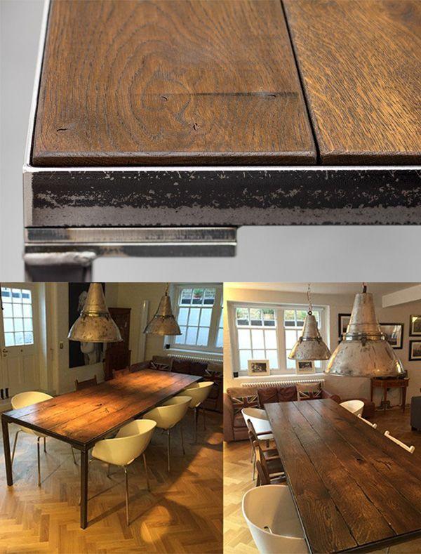 The Workshop Table | Furniture design, Industrial design ...