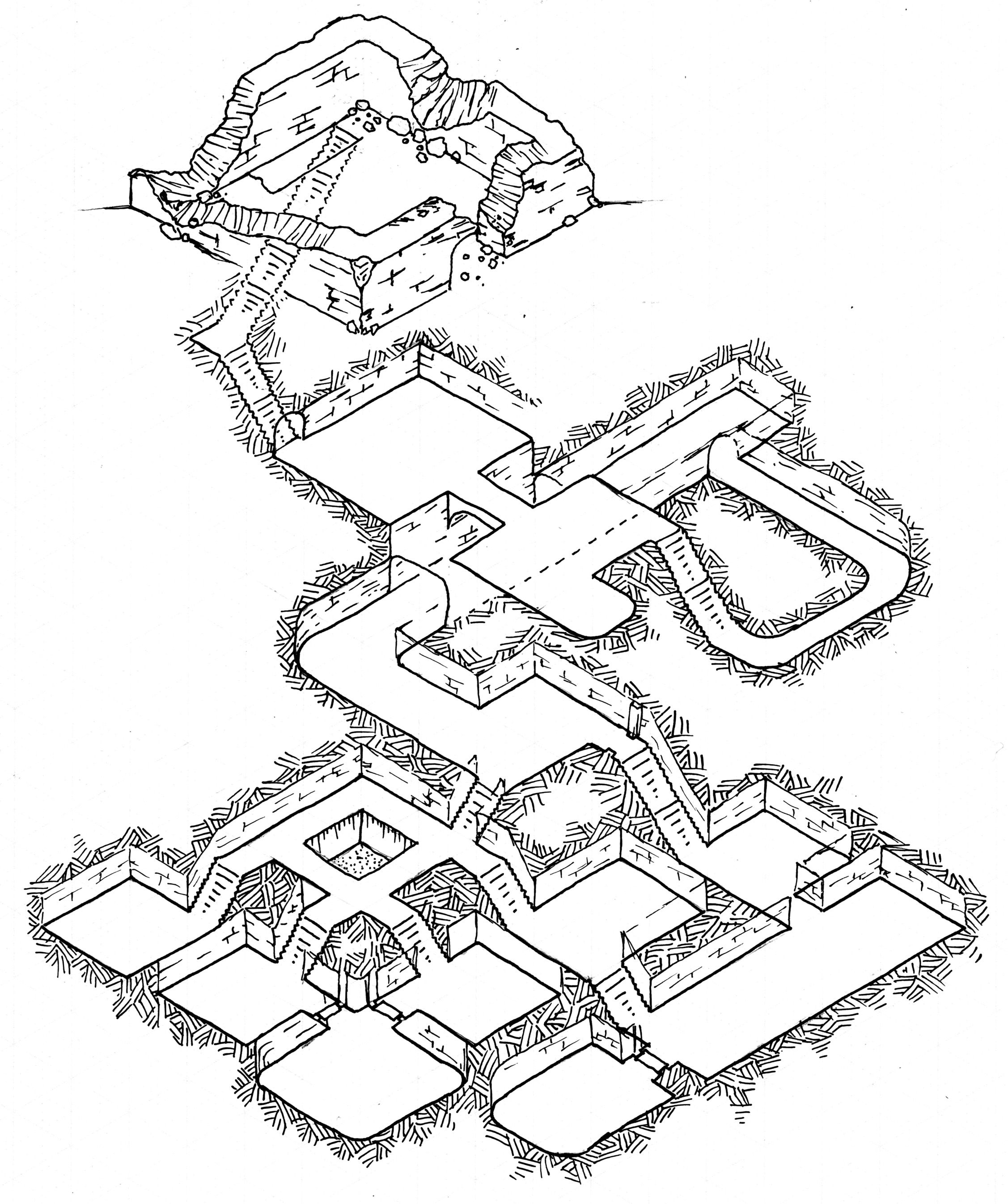 [Tuesday Map] Beneath Crovet's Tower