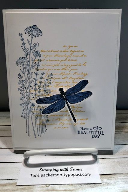 Very Versailles by Stampin Up