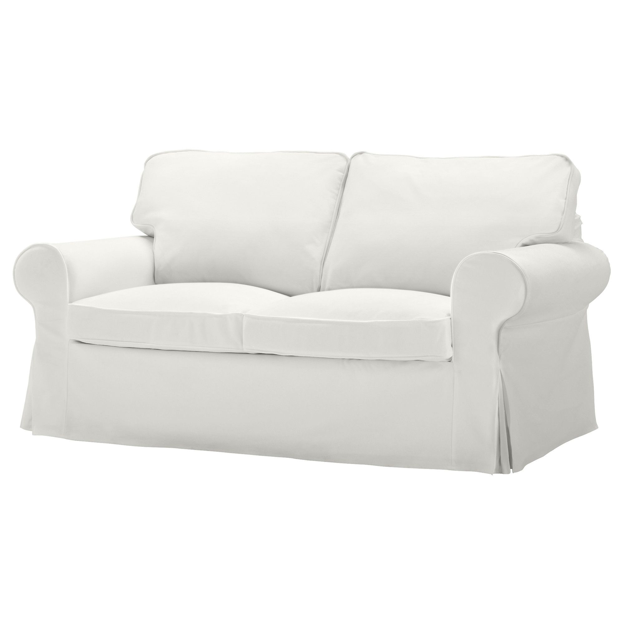old ikea chair covers chairs for back pain ektorp two seat sofa blekinge white my style pinterest