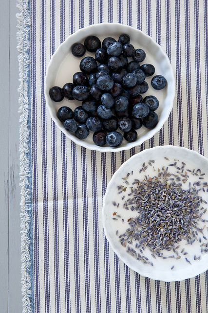 Blueberry Lavender Honey Jam {and National Can-It-Forward Day} | Annie's Eats