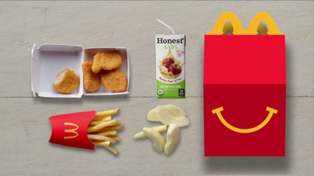 Mcdonald S Happy Meal Tv Commercial Lots To Smile About Ispot Tv Happy Meal Mcdonalds Happy Meal Mcdonalds