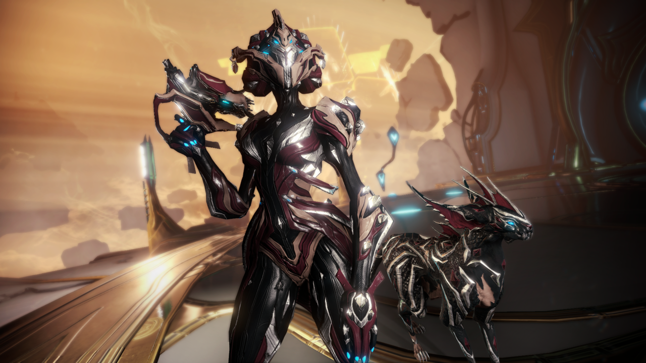 New Warframe Update Out Now On PS4 And Xbox One Warframe