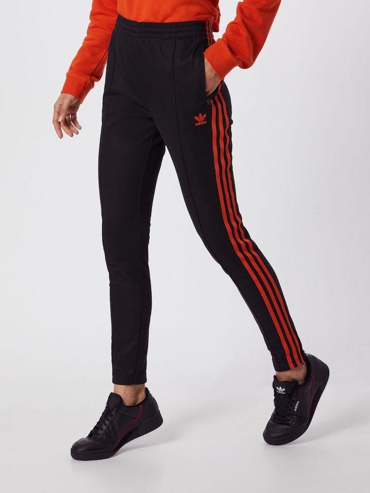 ADIDAS ORIGINALS Trainingshose 'SST TRACK PANTS' Damen ...