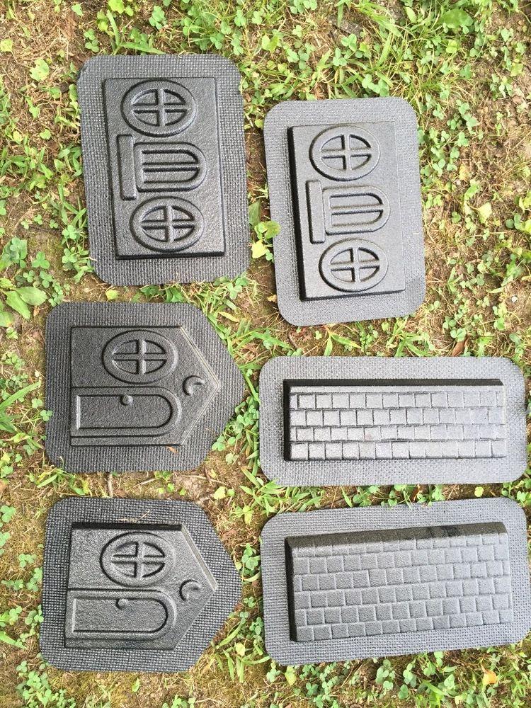Fairy House Concrete Mold | creativeness | Concrete molds, Concrete