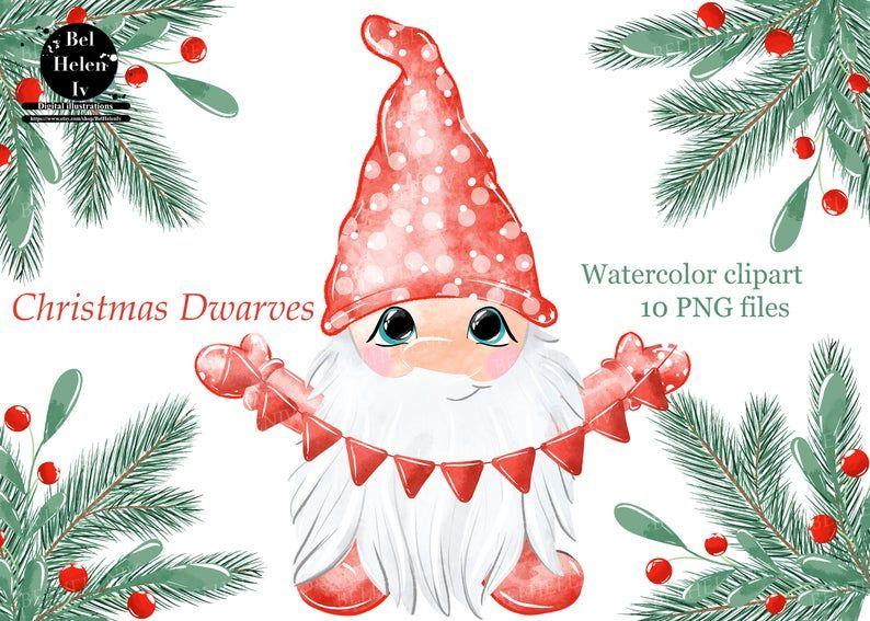 25+ Animal Christmas Tree Clipart