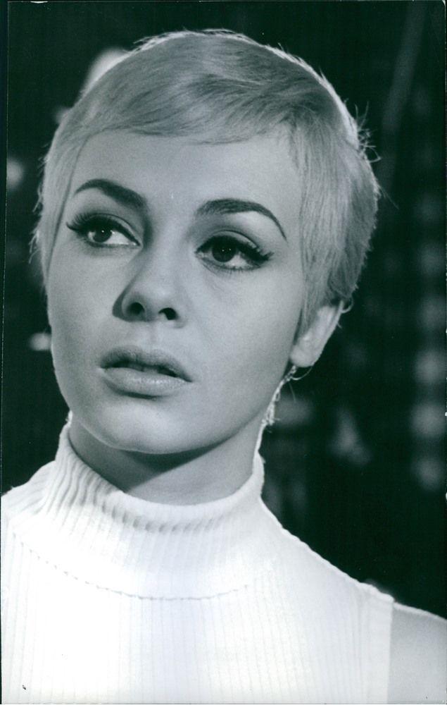 Vintage photo of Michèle Mercier photo shot. 1965 | eBay ...