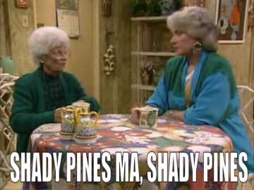 35 Signs You Were Raised By A Jewish Mother Golden Girls Quotes I Love Girls Golden Girls