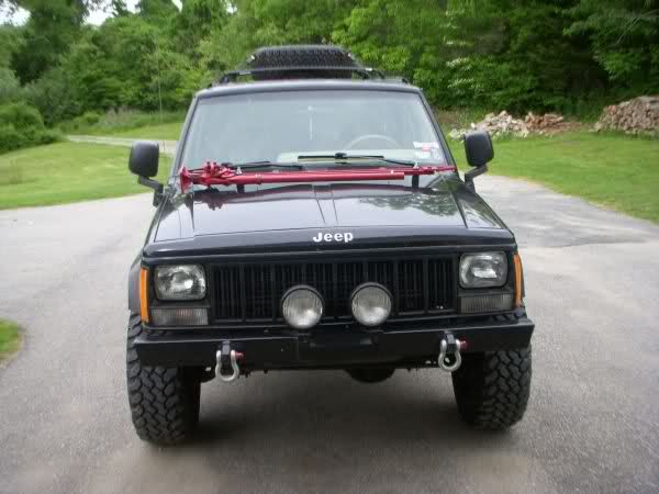 Hi Lift Jack Mounting Naxja Forums North American Xj