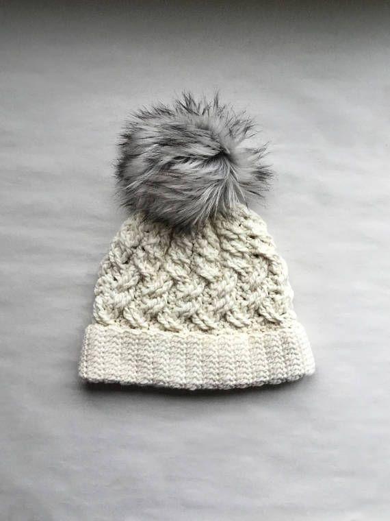 CROCHET PATTERN The Kennedy Crochet Hat Pattern Crochet Hat ...