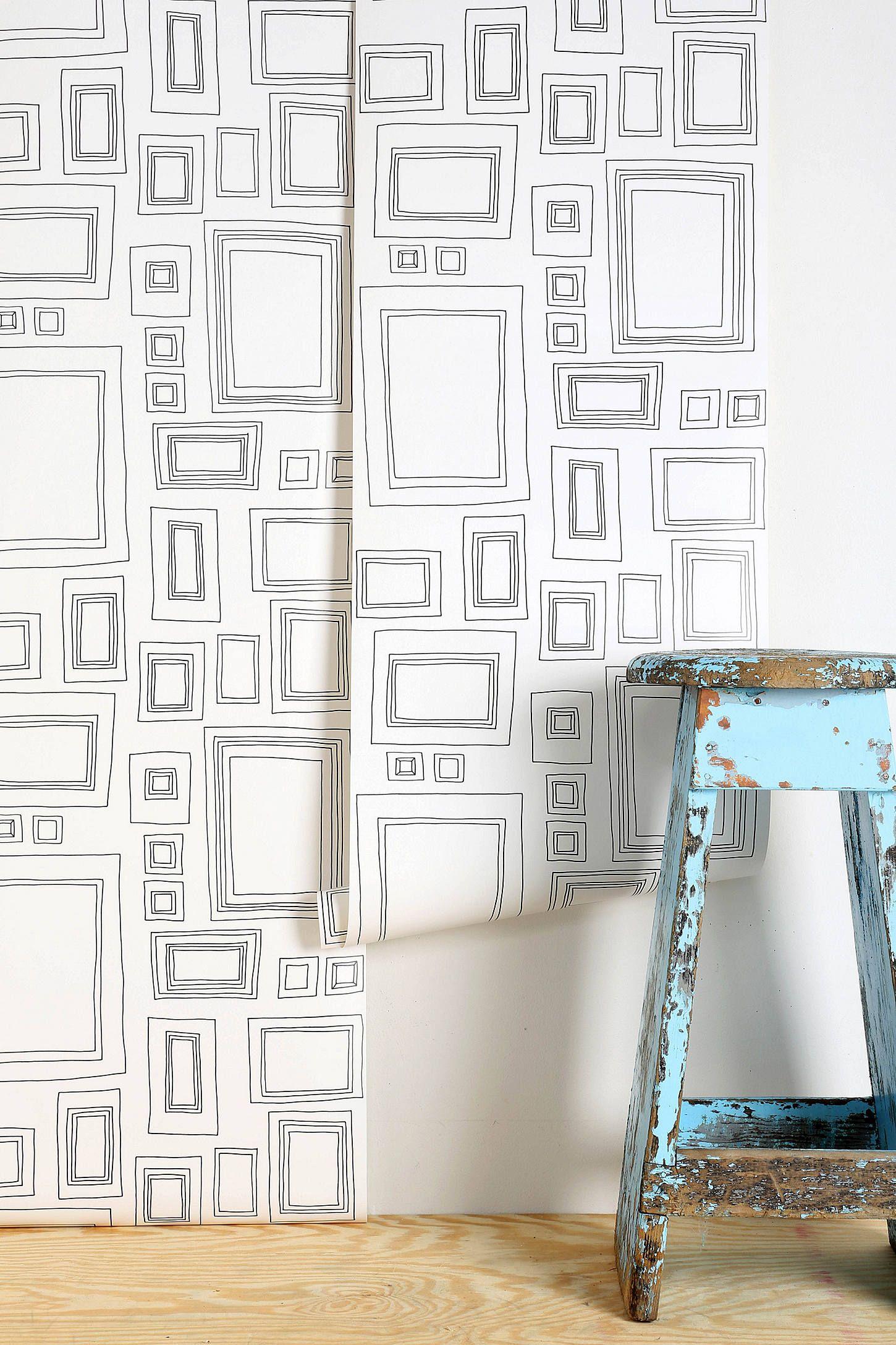 Graham & Brown Frame Wallpaper in 2018   Interior Design ...