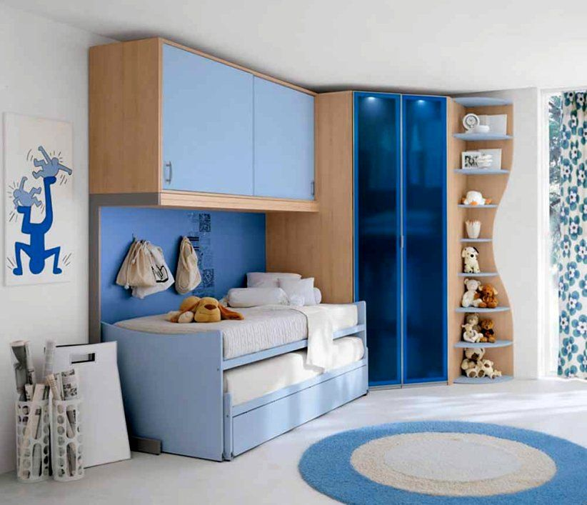 Girls Bedroom Ideas For Every Child: Teenage Girl Bedroom Ideas For Small Rooms With Bed Two