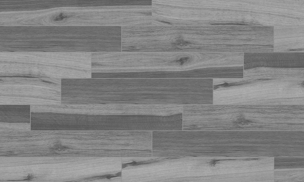 The Vermont Anthracite 6 x 36 Porcelain Wood Look Tile