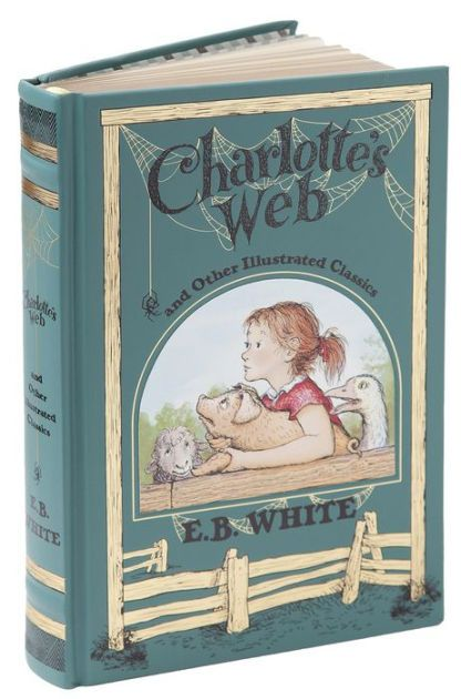 For more than half a century, E. B. White's novel Charlotte's Web has charmed readers with its account of Charlotte, the resourceful spider, and the love...