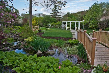 Beau The Wedding Garden At Queens Botanical Garden