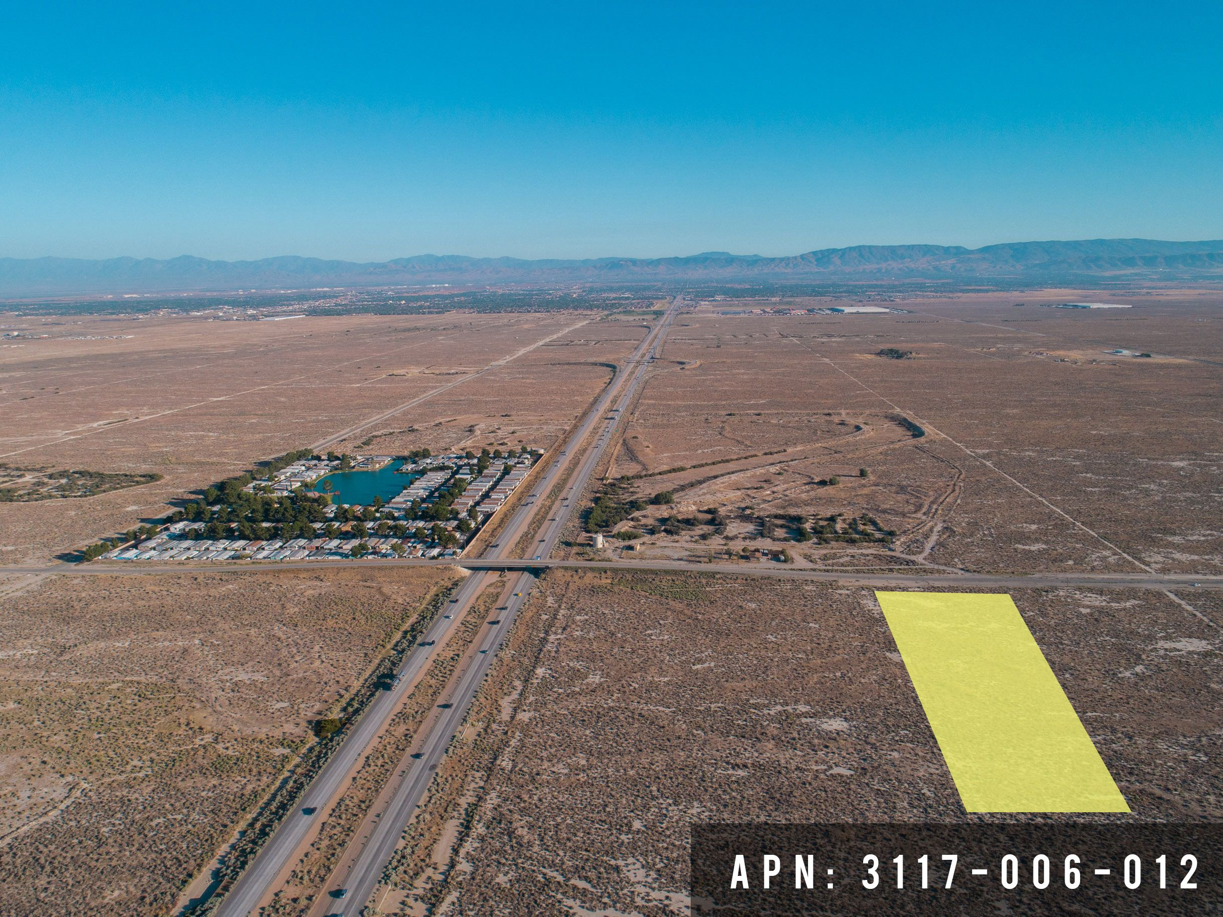 Great Opportunity To Acquire Just Under 5ac Of Vacant Land With A Flat Topography In Lancaster Centrally Loc Aerial View California Vacant Land