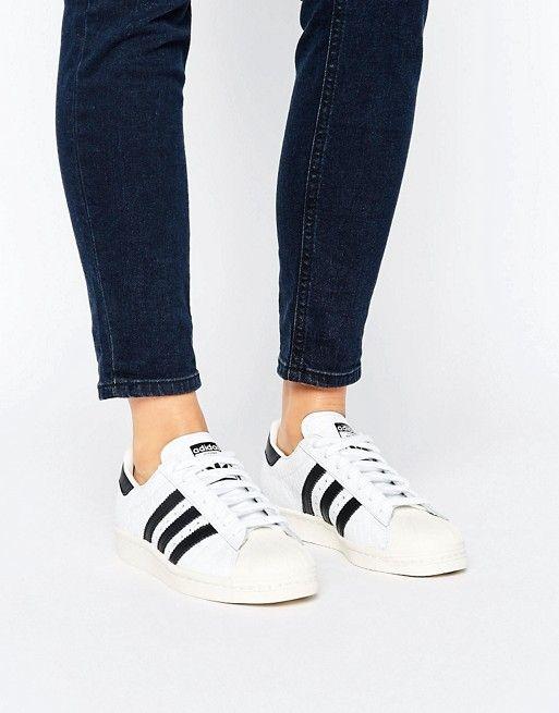 Superstar 80's sneakers fra adidas Originals | ASOS