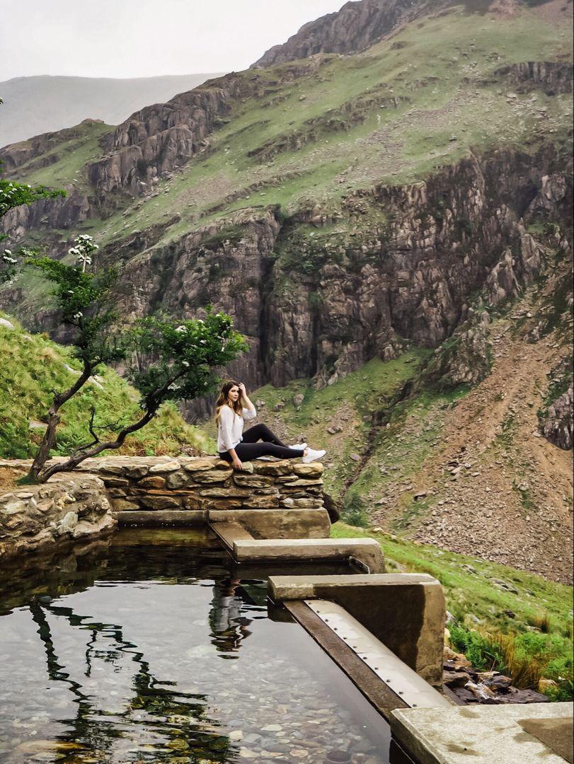 Secret Infinity Pool, Snowdonia