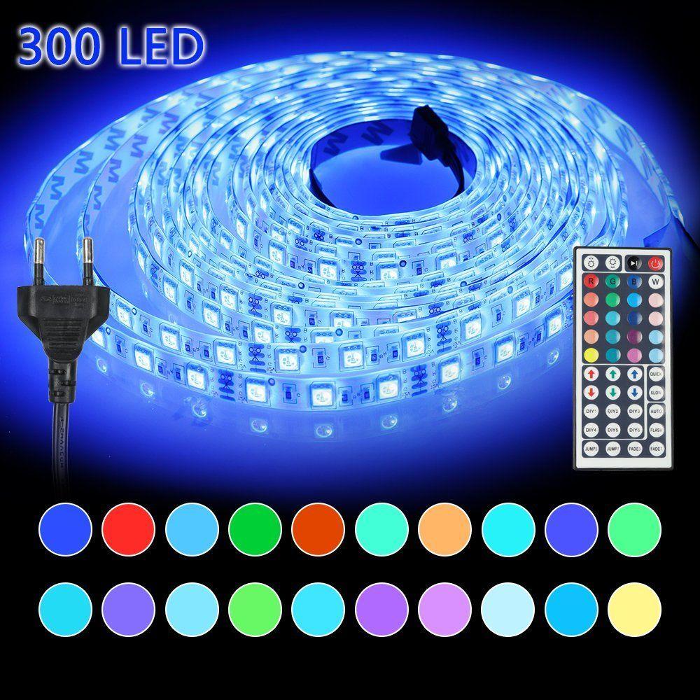 Ruban LED Etanche 5M 5050 RGB