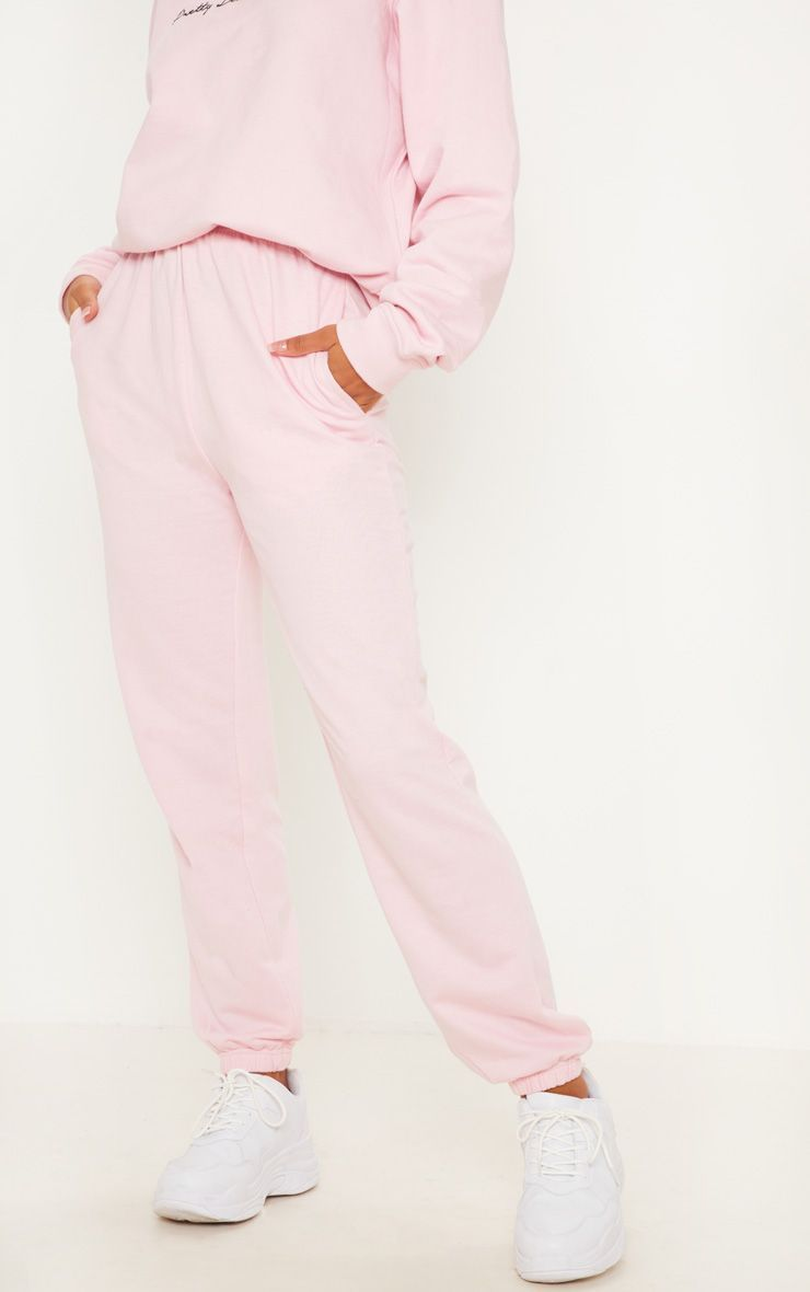 first look brand quality clear-cut texture Baby Pink Casual Jogger | clothes | Clothes, Casual, Joggers