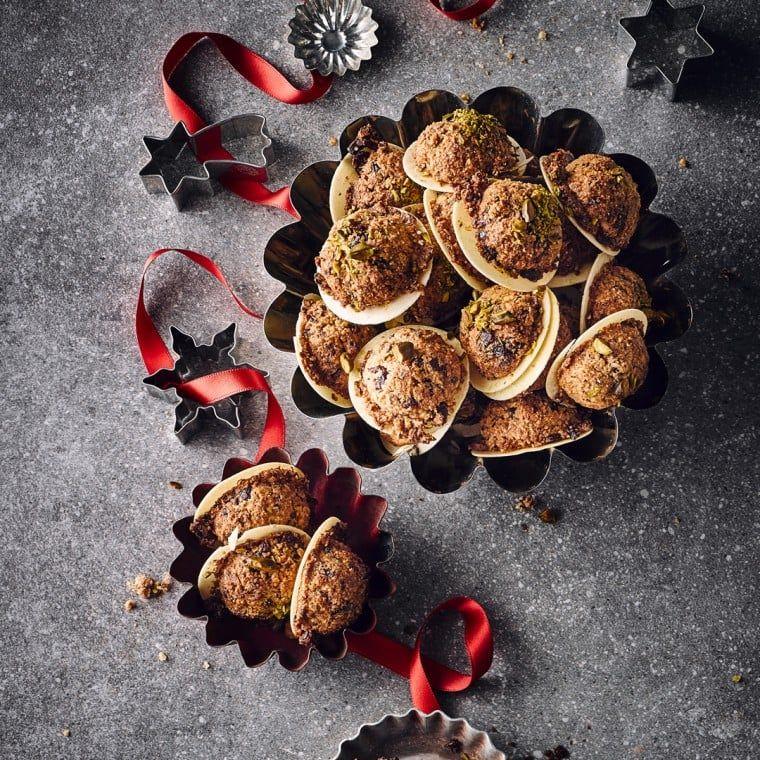 Bereiten Sie Mit Unserem Rezept Fur Haselnusskekse Fruchtige Platzchen Aus Einem Teig Mit Cranberrys Getrocknet Und Al Lebensmittel Essen Rezepte Rezept Kekse