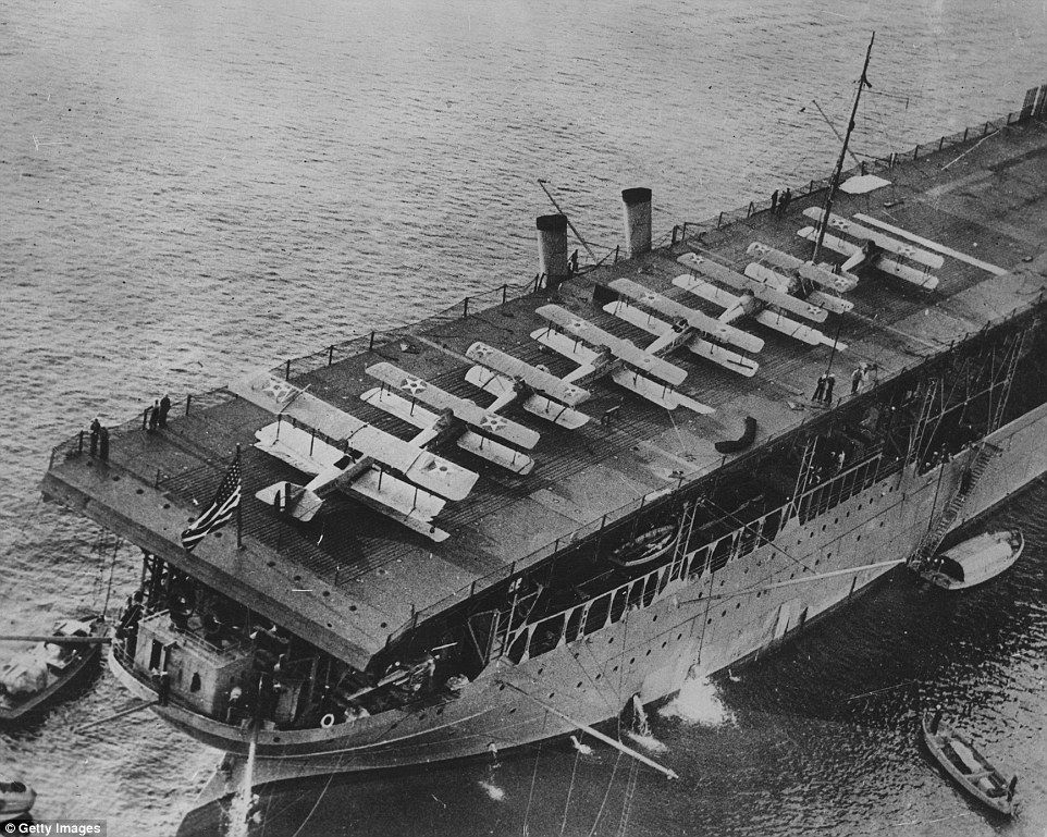 Stunning Pictures Of Americas Aircraft Carriers History And