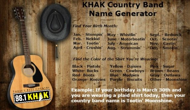 cowboy outlaw name generator