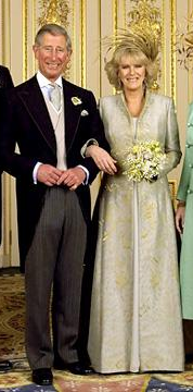 Vestiti Da Sposa Wikipedia.Wedding Of Charles Prince Of Wales And Camilla Parker Bowles