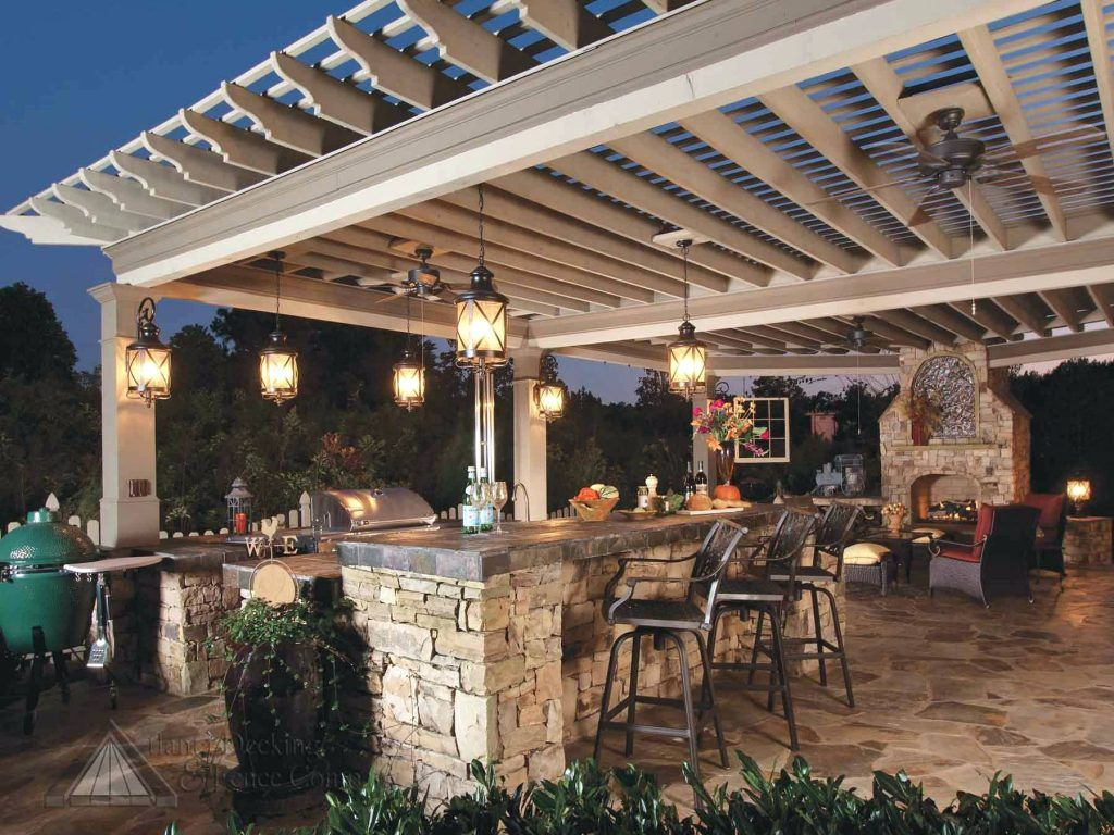 Image Result For Covered Patio Lighting Ideas