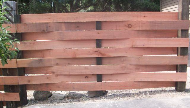 Basket Weave Arbor Fence Inc A Diamond Certified Company