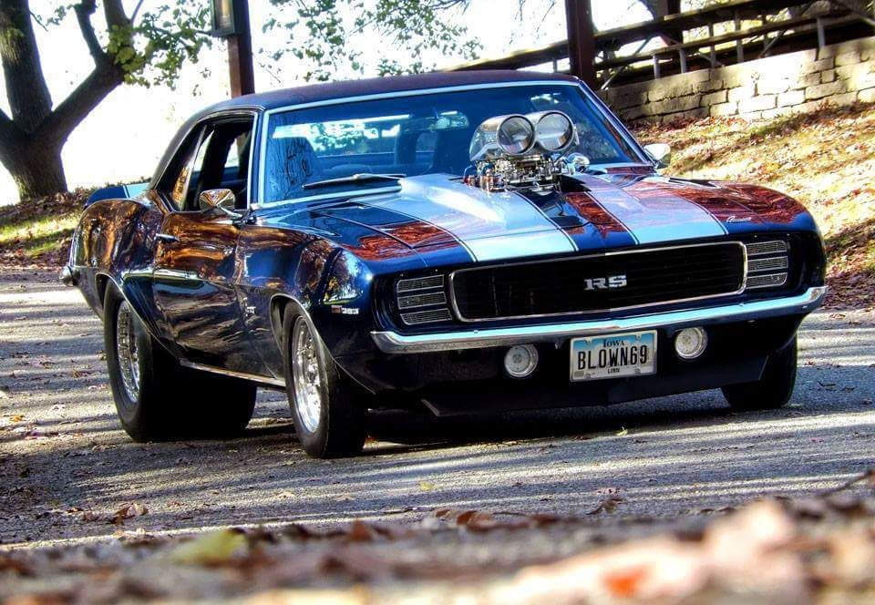 Muscle Cars Only The 69 has eluded me for a long time and I feel ...